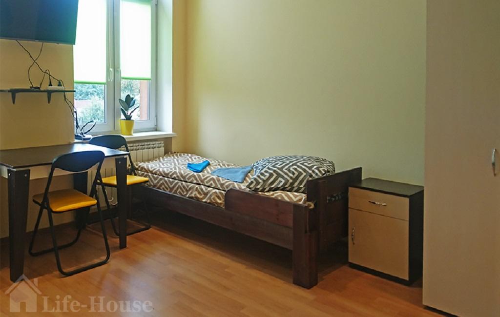Дом престарелых в Киеве | Life House